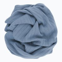 care by me Babydecke cashmere/wool 70x100cm blue