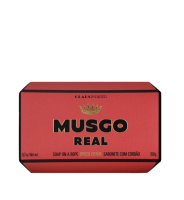 CLAUS PORTO MUSGO REAL Soap on a Rope Spiced Citrus 190g