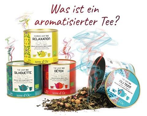 aromatisierte-Tee