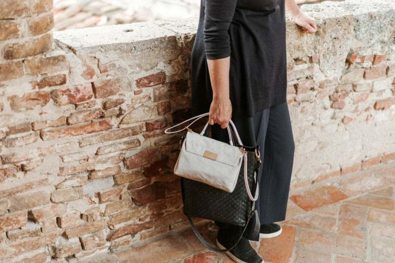Uashmama - italienische Designer Tasche