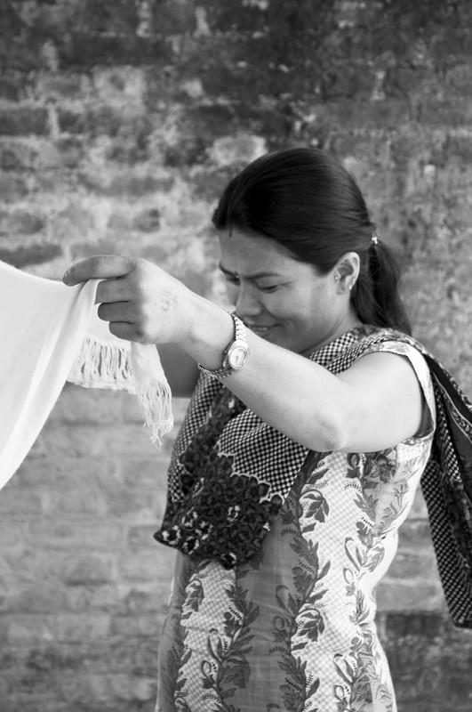 care by me - organische Bio-Baumwolle aus Nepal