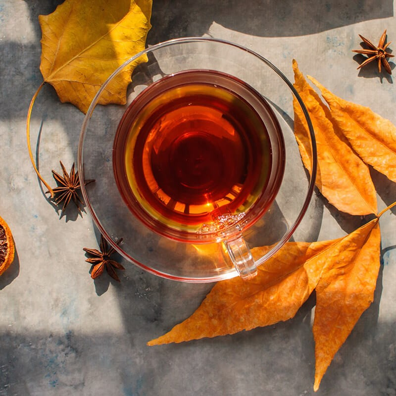 Teespezialitäten aus aller Welt
