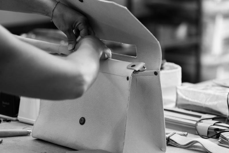 In Handarbeit hergestellt - Uashmama Taschen