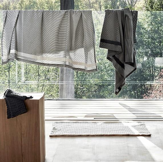 The Organic Company Wellness-Handtuch aus Biobaumwolle