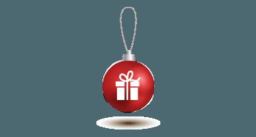 christkugel geschenk