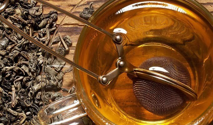 Theodor Grüner Milky Oolong Tee