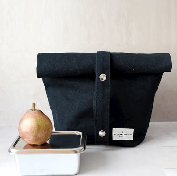 he Organic Company Lunch Bag