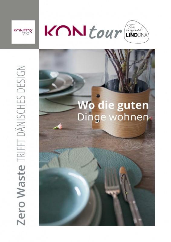 KONtour - The original LindDNA - Zero Wast trifft dänisches Design