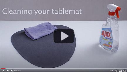 linddna-reinigung-tablemat